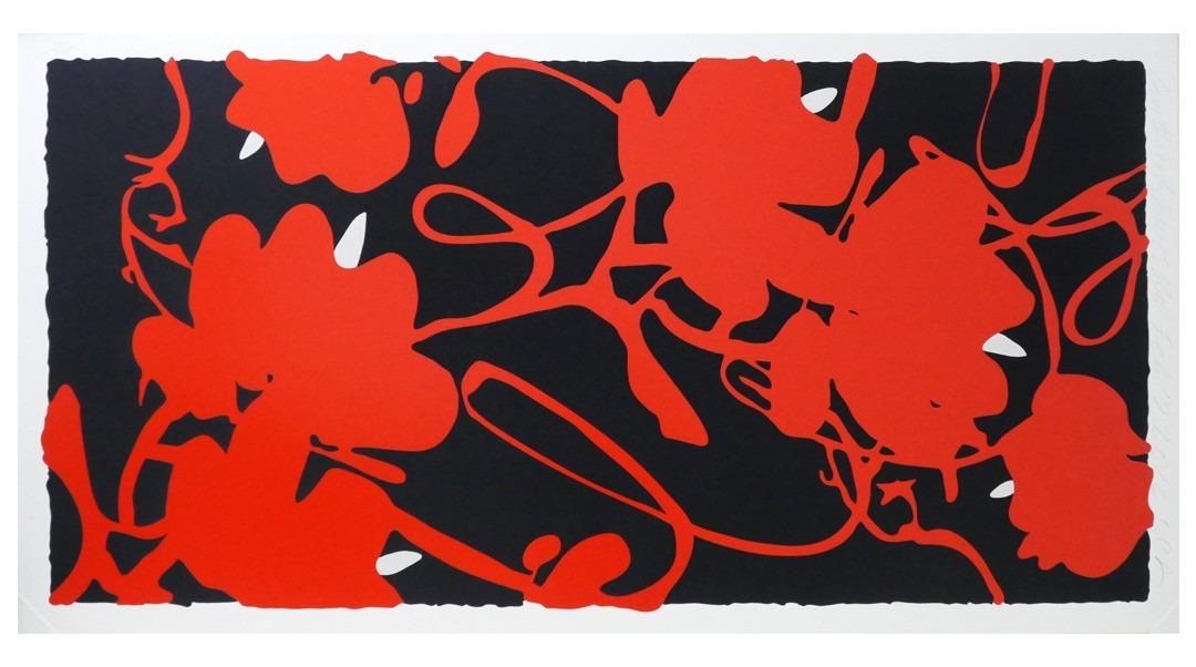 La Galería Freites expondrá la obra de Donald Sultan