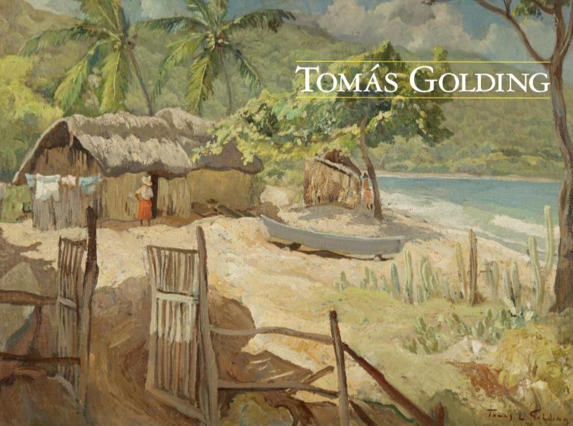 Catálogo Tomás Golding