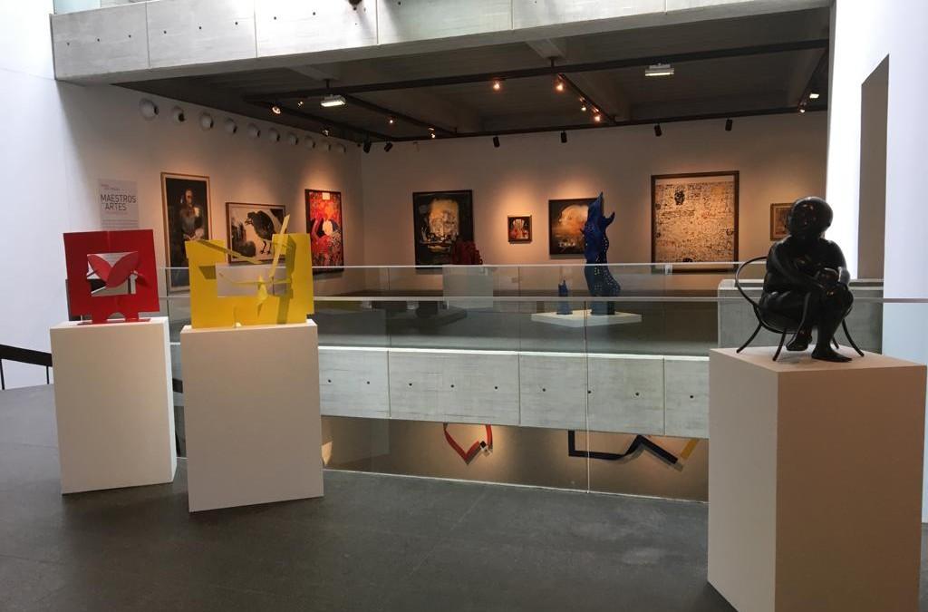 """La Galería Freites exhibe la muestra """"Maestros de las Artes en Venezuela, Premios AICA 1999 – 2018"""""""