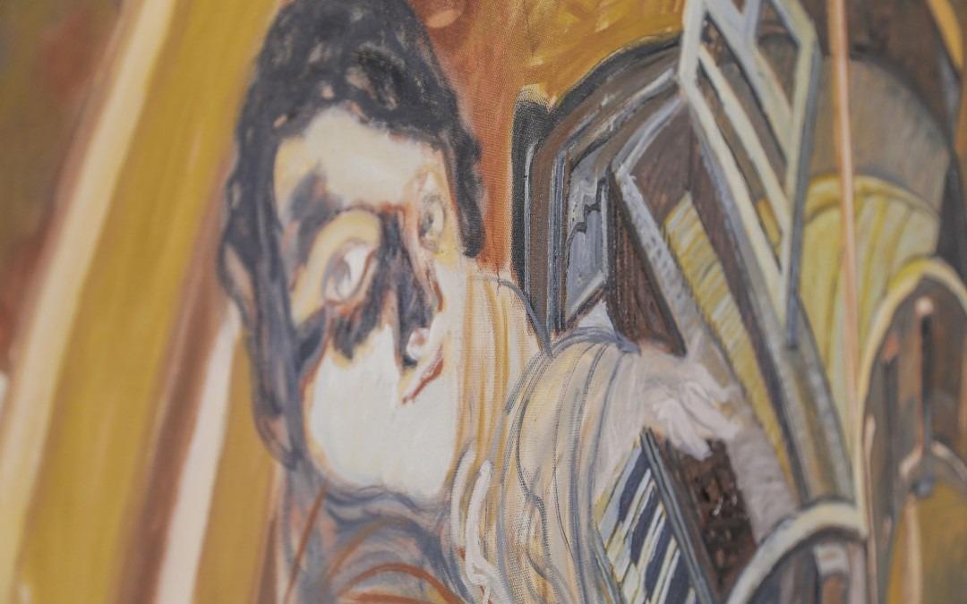 Sábados con Jacobo Borges en la Galería Freites