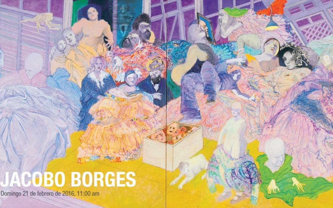 Galería Freites rinde homenaje a Jacobo Borges con exposición que abarca 30 años de creación