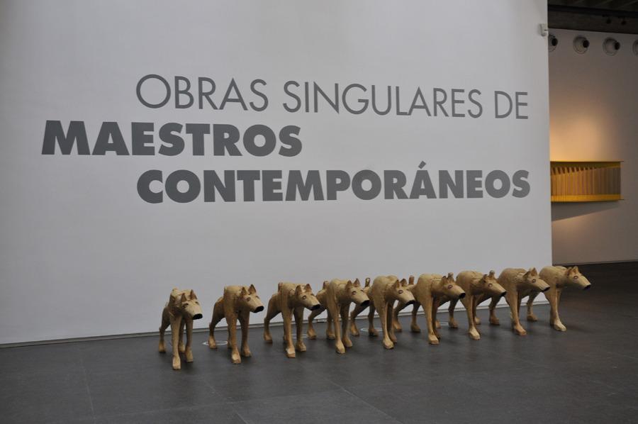 La Galería Freites celebra las obras singulares  de los maestros contemporáneos