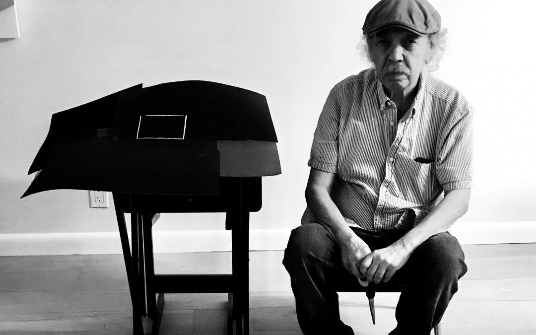 """""""Tiempos de pandemia"""", el diario visual y literario de Jacobo Borges"""